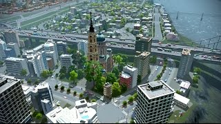 Picture of a game: Cities: Skylines (game)