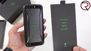 Liquid Cooled Gaming Phone - Xiaomi Black Shark Unboxing
