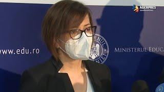 Mihăilă: Elevii confirmaţi pozitiv SARS-COV-2 revin, din ziua a opta, după un test antigen rapid