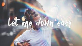 Jane XØ & LöKii - Let Me Down Easy (Lyric Video)