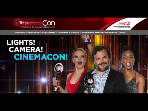 CinemaCon The Ultimate Movie Event and Why I'm going?