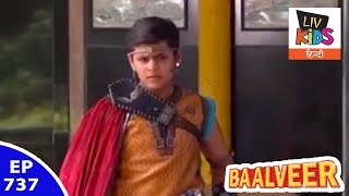 Baal Veer - बालवीर - Episode 737 - Baalveer Gives A Tough Fight