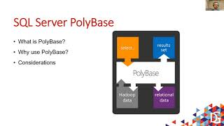 SQL Access to SaaS/Cloud Data through PolyBase by Jerod Johnson