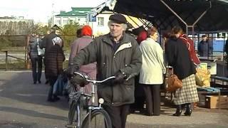 Ярмарка в г.Ивье 15.10.2011г.