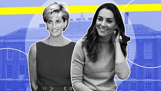 video: Watch: How the Duchess of Cambridge is filling the shoes of Princess Diana