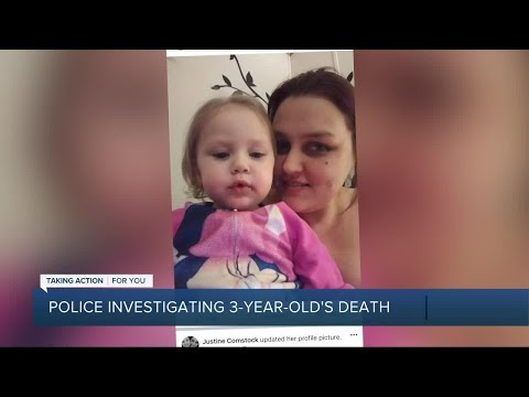 Police investigate after 3-year-old girl dies from alleged abuse by mother's boyfriend