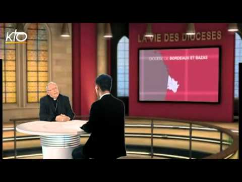 Cardinal Jean-Pierre Ricard - Diocèse de Bordeaux et Bazas