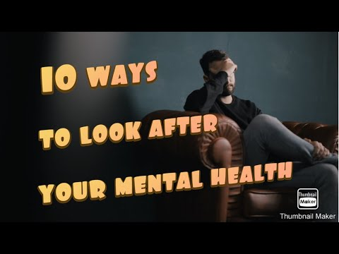 10 evidence-based ways to improve your mental health