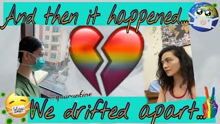 HOW WE COPE UP WITH COVID AND OUR SEPARATION PT.1| QUARANTINE ABROAD | LGBTQ PHILIPPINES