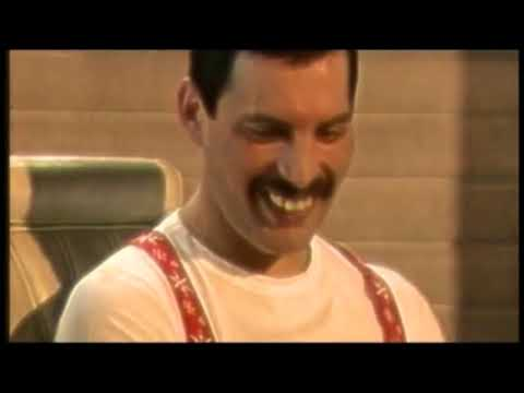 Freddie Mercury - Foolin' Around (A.D.G Mix) - The Video