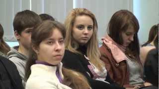 Открытая лекция в РГАИС
