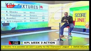 Scoreline: Kenya Premier League fixtures this week