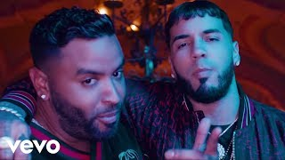 Hipócrita - Anuel AA feat. Zion (Video)
