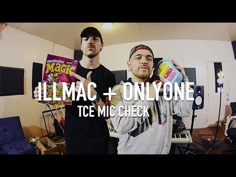 Illmac + OnlyOne - Once Upon A Time In LA [ TCE Mic Check ]