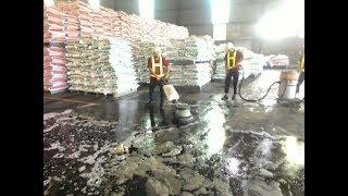 Dịch vụ vệ sinh nhà xưởng sau xây dựng tại Bình Dương