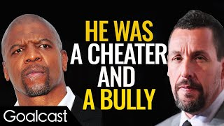 Why Did Adam Sandler Apologize To Terry Crews? | Life Stories By Goalcast