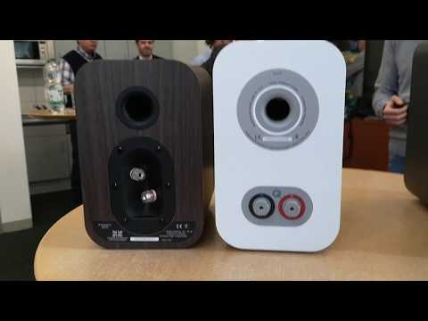 Q Acoustics 3010 vs 3010i loudspeakers | The differences