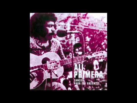 Cancion para los valientes - LP (1976) - Ali Primera (Video)