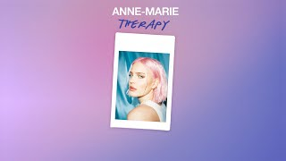 Anne-Marie - Therapy [Official Audio]