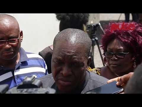 Condolences: Alban Bagbin eulogises Amissah-Arthur