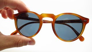 Oliver Peoples Gregory Peck OV 5217S 1483R8 Sunglasses Review & Unboxing