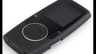 Coby MP601 2G MP3 FM And Video And Pics Review
