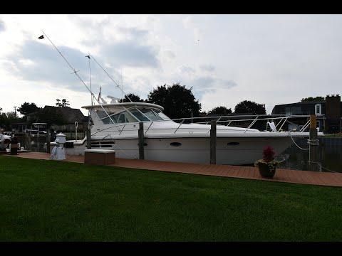 Tiara Yachts 4100 Open video