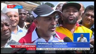 Rais Uhuru Kenyatta na naibu William Ruto watarajiwa kuhotubia wakaazi wa Mombasa