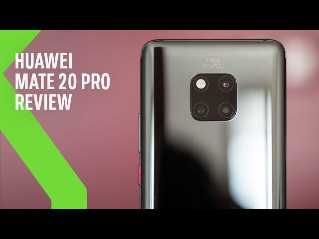 Huawei Mate 20 Pro, review: su GRAN SECRETO es la batería
