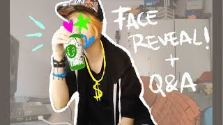 FACE REVEAL!!! Q&A +50K SPECIAL (audio is terrible, my voice IS SO LOW)