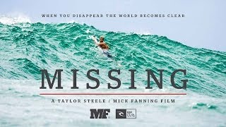 MISSING  A Taylor Steele Film