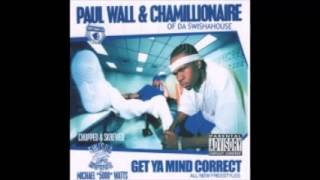 Get Ya Mind Correct - Paul Wall & Chamillionaire - chopped and screwed by swishahouse