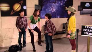 Сериал Disney - Волшебники из Вэйверли Плэйс (Сезон 3 Серия 5)