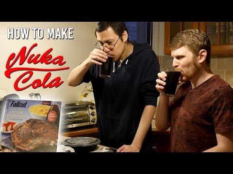 Fallout Test Kitchen: Nuka Cola w/ AlChestbreach
