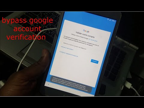Download Bypass Frp Google Account Samsung Galaxy Tab A6 Sm