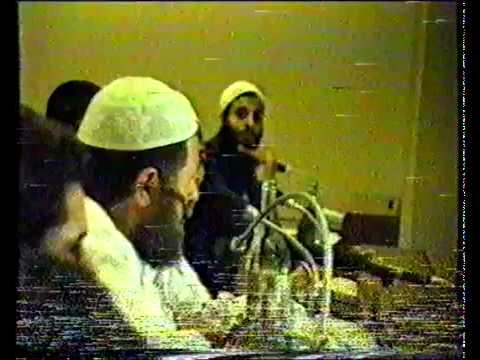 ندوة الشيخ علي بن حاج  الصحفية في 18 جوان 1991 كاملة التي أخذ منها مقطع الكلاش عن  سياقه لتشويه الجبهة عمدا