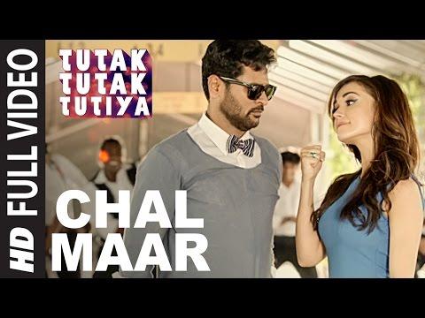 Download CHAL MAAR Full Video  Song | Tutak Tutak Tutiya |Sajid-Wajid | Prabhudeva | Sonu Sood | Tamannaah HD Mp4 3GP Video and MP3