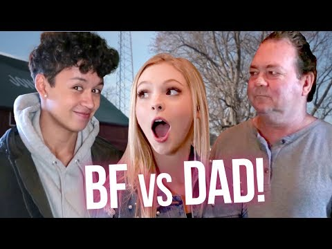 BF VS DAD | Going Home w/ Jordyn Jones