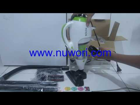 [ nuwori ]  Unboxing Vacuum Cleaner Bolde Super Hoover