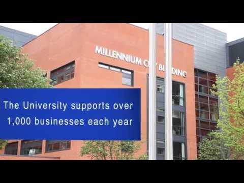 University of Wolverhampton Business Video