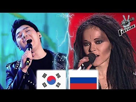 Дария «Нуки» Ставрович «Zombie» - Реакция очень известного актера в Корее!