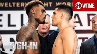 Charlo vs. Castaño: Weigh-In   Showtime Championship Boxing