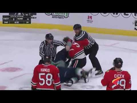 Lane Gilliss vs. Cade McNelly