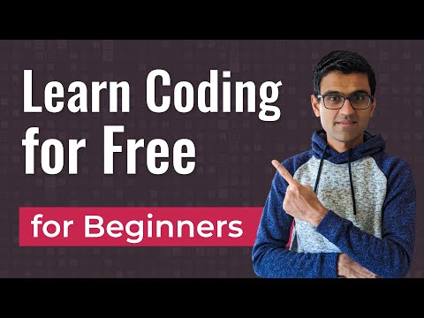 How to learn coding for beginners | Learn coding for free | learn ...