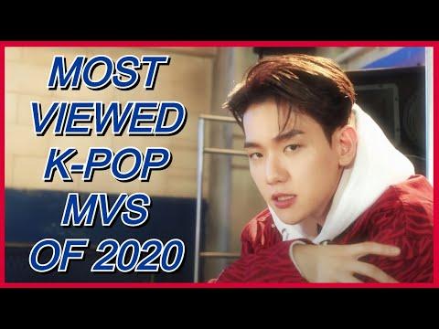 [Top 100] Most Viewed K-Pop MVs of 2020 (May Week 4)