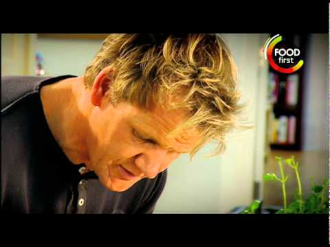 Video How to cook Veal escalope with Caponata - Gordon Ramsay - Tasty quick easy to cook