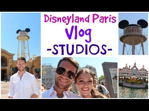 Disneyland Paris VLOG | Walt Disney Studios Day 1