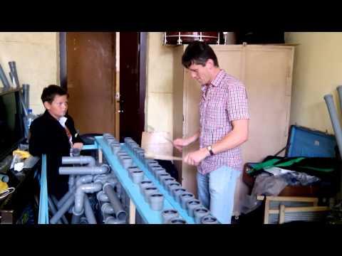 Відео Барабанний майстер-клас 1