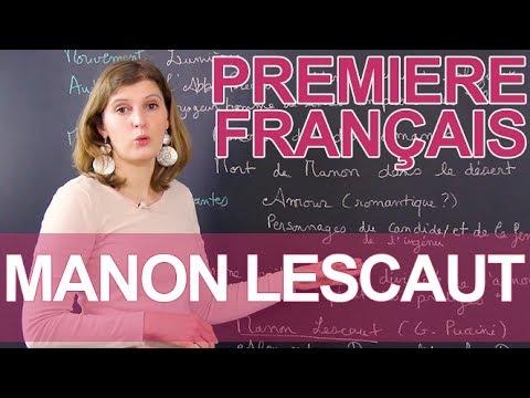 Manon Lescaut, Abbé Prévost - Français - 1ère - Les Bons Profs