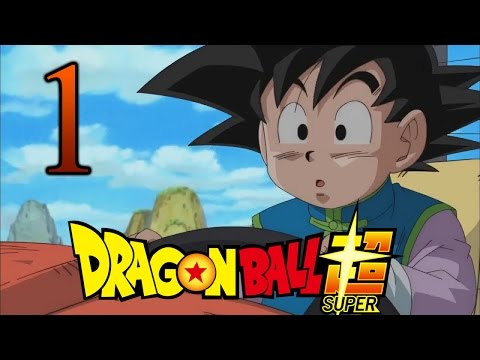 English Fandub: Dragon Ball Super Episode 1